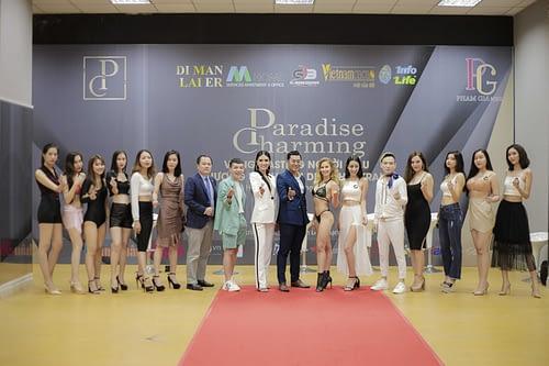 Tổ chức cuộc thi thời trang